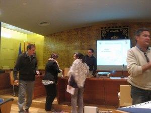 Presentación del Plan Rector de Actividad Física, Deporte e Instalaciones de Torrelodones