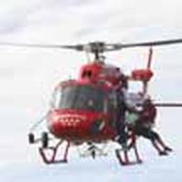 El GERA rescata dos escaladores heridos en Torrelodones