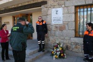 Homenaje a las víctimas del 11-M en Torrelodones