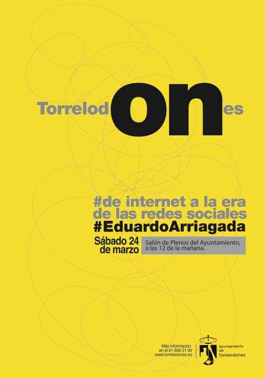 Conferencia: de internet a las redes sociales