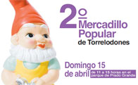 II Mercadillo Popular de Torreldones