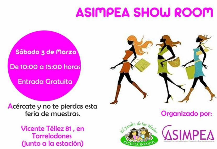 ASIMPEA show room