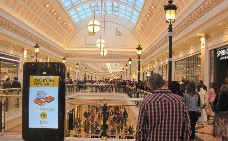El nuevo Centro Comercial Gran Plaza 2 se ríe de la crisis