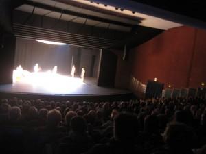 """El público llenó el Teatro Bulevar para ver """"Veraneantes"""""""