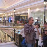 Gente de Torrelodones conociendo el Centro Comercial Gran Plaza 2