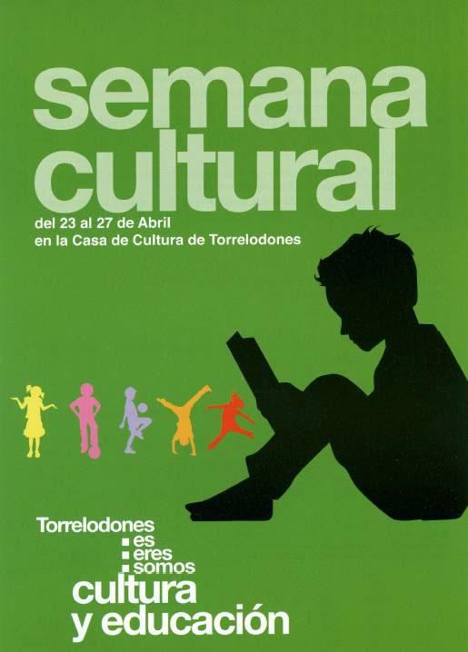 Semana Cultural Torrelodones Abril 2012