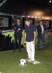 Gonzalo Santamaría - Inauguración Casino Sports Bar en Torrelodones