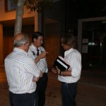 AcTÚa presentó su propuesta para peatonalizar el casco urbano de Torrelodones