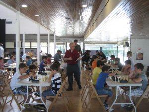 I Torneo de Primavera de Ajedrez en Torrelodones (2012)