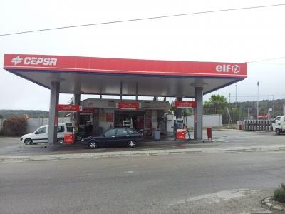 Gasolinera Hoyo de Manzanares