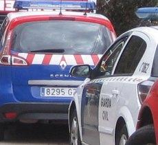 Policia Local y Guardia Civil de Torrelodones