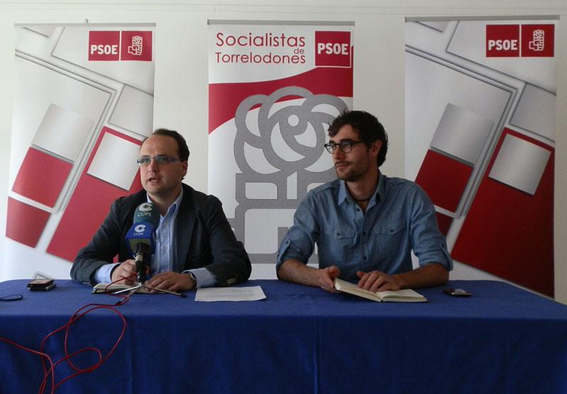 Socialistas de Torrelodones (Foto de Archivo)