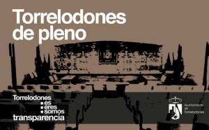 Pleno del Ayuntamiento de Torrelodones