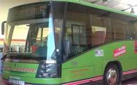 Funcionan con normalidad los autobuses entre Torrelodones y Madrid