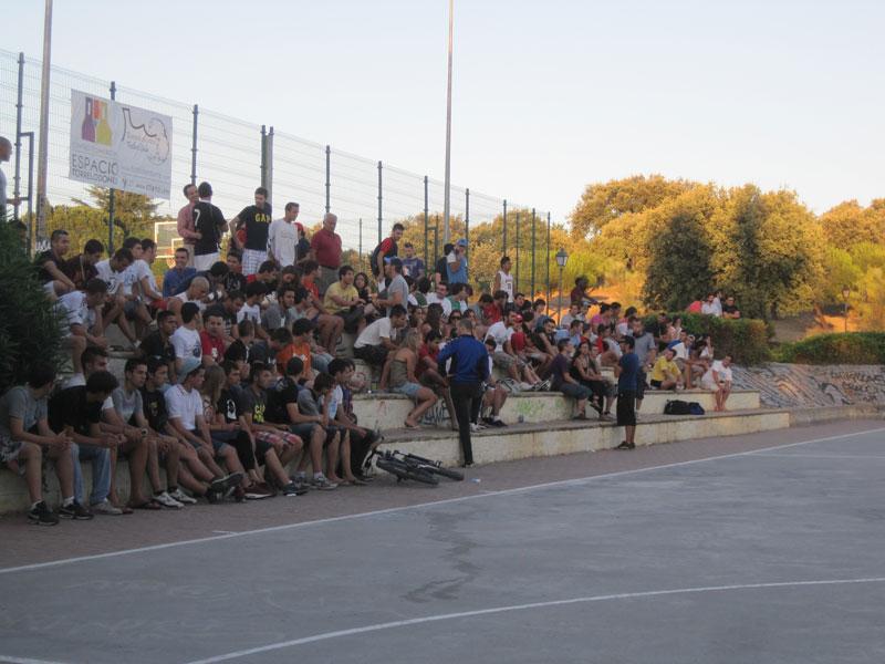 l Torneo de Futbol Sala Fiestas del Carmen 2012