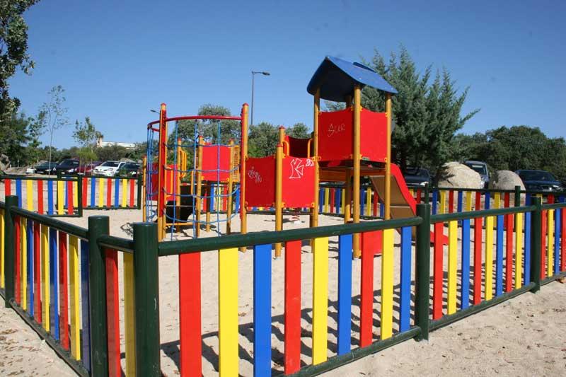 El Ayuntamiento de Torrelodones anuncia mejoras en los parques infantiles