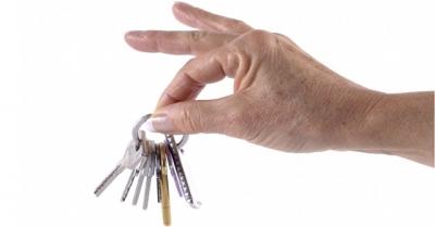 Custodia de llaves para mayores en Hoyo de Manzanares