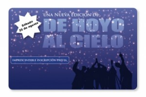 """""""De Hoyo al cielo"""", salida nocturna para ver las estrellas en Hoyo de Manzanares"""
