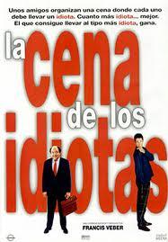"""""""La cena de los idiotas"""" en el Cine de Verano de Torrelodones"""