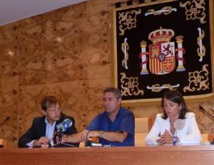 Rueda de Prensa Equipo de Gobierno de Torrelodones 13-09-12