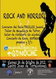 Disco Ligth en Torrelodones - Viernes 26 de octubre 2012