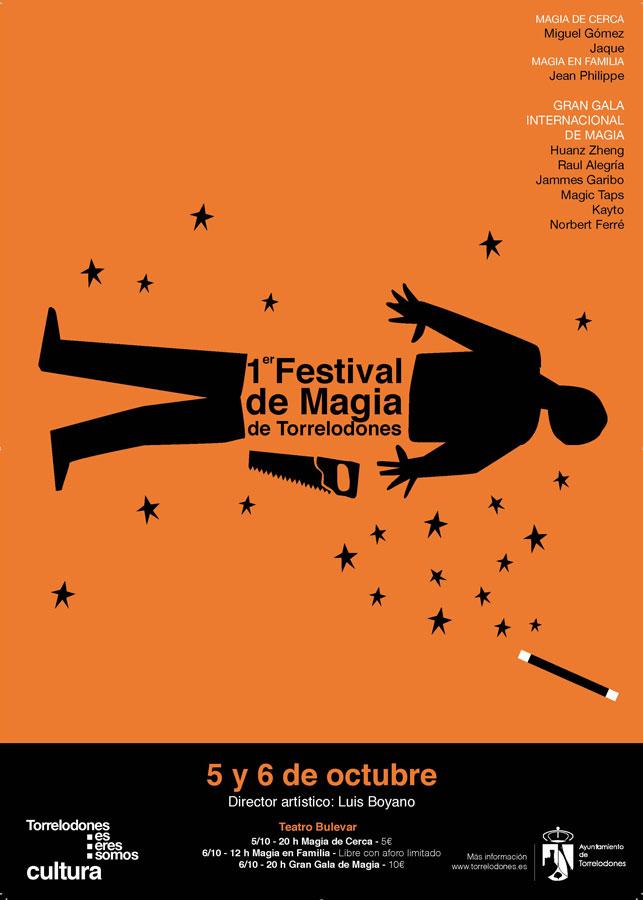 I Festival de Magia de Torrelodones
