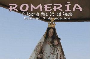 Romería Ntra. Sra. del Rosario - Hoyo de Manzanares 7-10-12