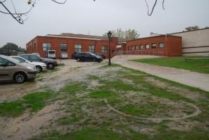 Cerrado por obras el aparcamiento del Centro de Salud de Torrelodones