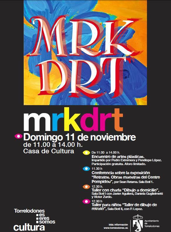 Mercado de Arte Torrelodones Domingo 11 de noviembre de 2012