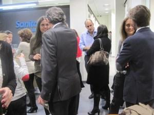 Inauguración del Centro Dental Milenium Torrelodones (20-12-2012)