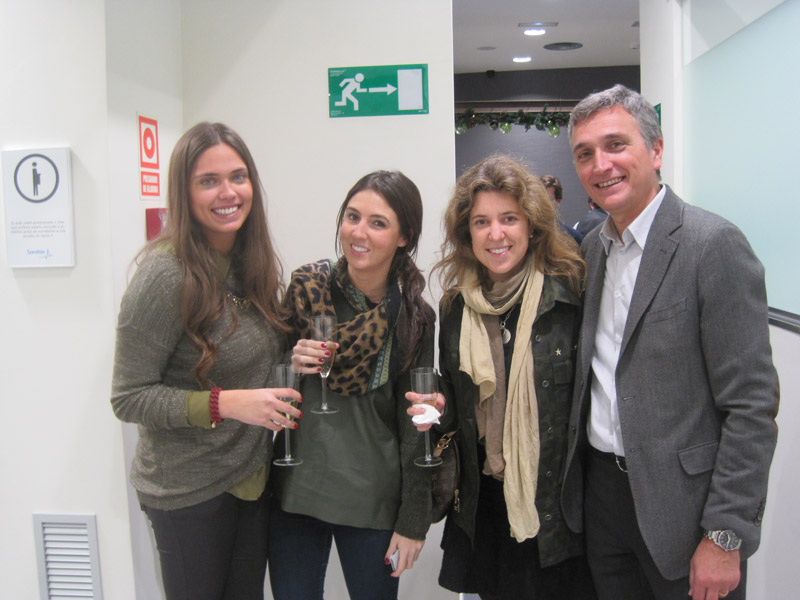 Inauguración del Centro Dental Milenium Torrelodones - Red Sanitas Dental- 20-12-2012
