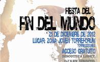 Fiesta de Fin del Mundo en el Centro Joven Torreforum de Torrelodones