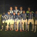 Equipo del Leganés en el II Torneo Juvenil de Fútbol 11 de Torrelodones