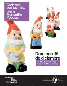 El Mercadillo Popular de Torrelodones será el 16-12-2012