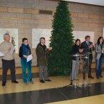 Entrega de premios del XII Certamen de Pintura Contemporánea de Torrelodones