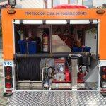 Nuevo vehículo para Protección Civil (Foto: Ayuntamiento de Torrelodones)