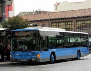 Autobús EMT (Foto: Emtmadrid.es)
