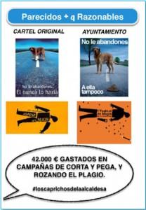El PP acusa a la agencia contratada por el Ayuntamiento de Torrelodones de falta de originalidad