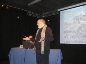 Ricardo Roquero, Presidente de la Sociedad Caminera (Foto: cortesía de Fernando Villaverde)