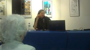 Isabel Pérez Van Kappell, vicepresidenta de la Sociedad Caminera