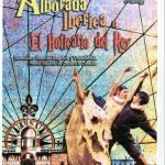 """""""Alborada Ibérica o El Boticario del Rey"""" en el Teatro Bulevar de Torrelodones"""