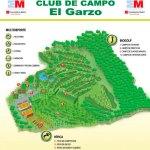 Proyecto de Club de Campo del Noroeste en El Garzo, Las Matas, Las Rozas. (Imagen de salvemoselgarzo.org)