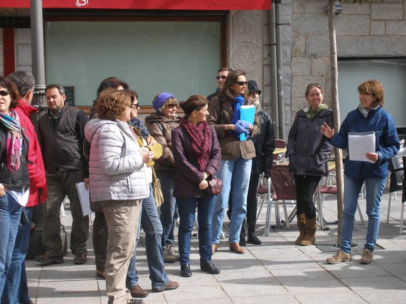 Visita guiada: El patrimonio de Torrelodones a través de caminos y encrucijadas