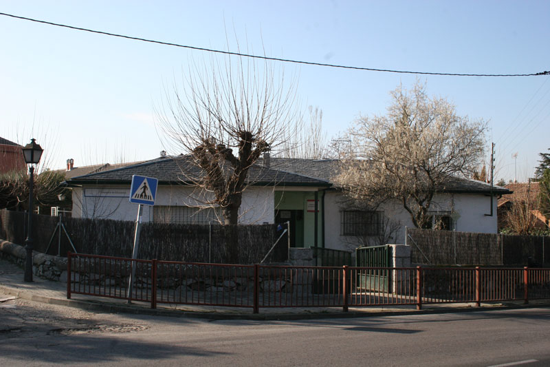 Edificio por el Ayuntamiento para dependencias de la Guardia Civil (Foto: Ayto. Torrelodones)