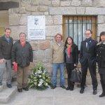 Homenaje a las víctimas del terrorismo, Torrelodones, 11 de marzo de 2013.