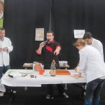 Taller de Sushi Peña El Carrito Torrelodones -16-3-2013