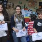 Encuentro literario escolar en la Feria del Libro de Torrelodones
