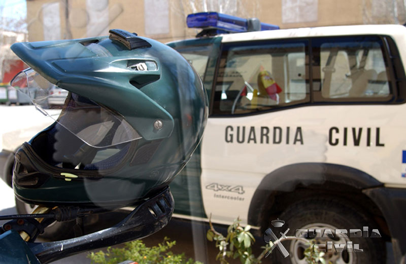 Habrá una Exhibición de especialidades de la Guardia Civil en Torrelodones - Foto: www.guardiacivil.es
