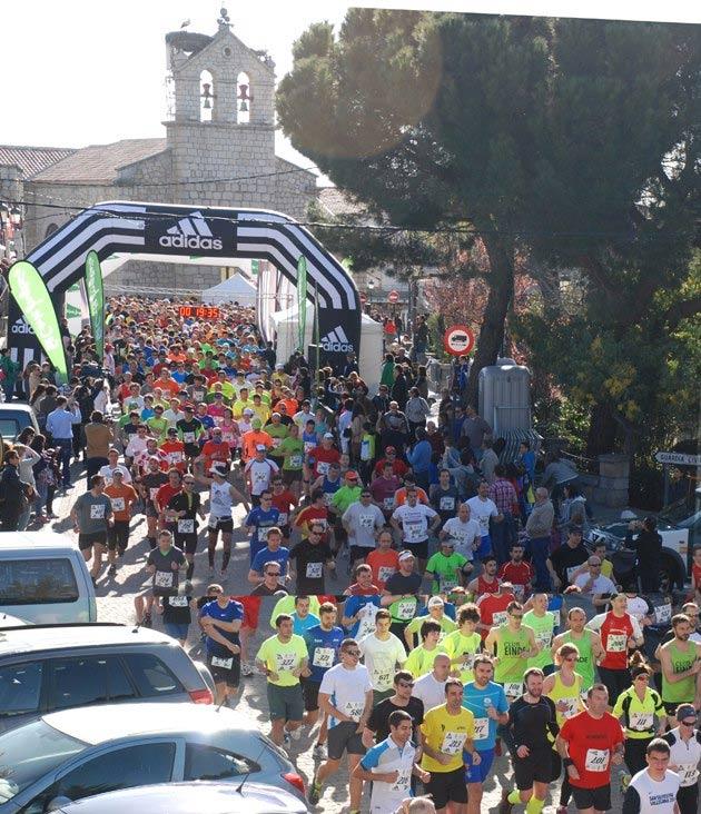 Races Trial Running 2013 (Hoyo de Manzanares) Foto: www.racestrailrunning.es