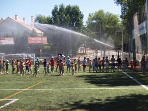 Actividades de Verano para niños en el Minifútbol